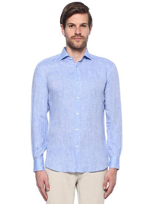 Paul Taylor Gömlek Mavi